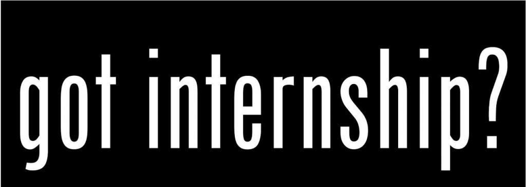 got internship